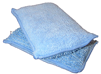 PAD MICROFIBRE 2 FACES